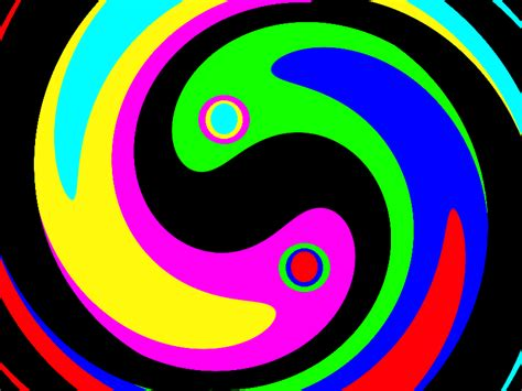 what color is yin yin yang meets color by akitcougar on deviantart