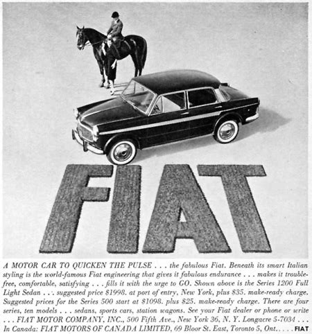 are fiats reliable scanning around with gene the appeal and bad