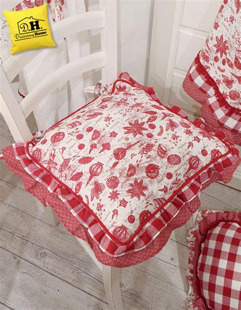 cuscini per sedie country cuscino per sedia country chic collezione toile spezie