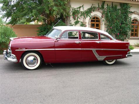 1954 HUDSON HORNET 4 DOOR SEDAN 43319