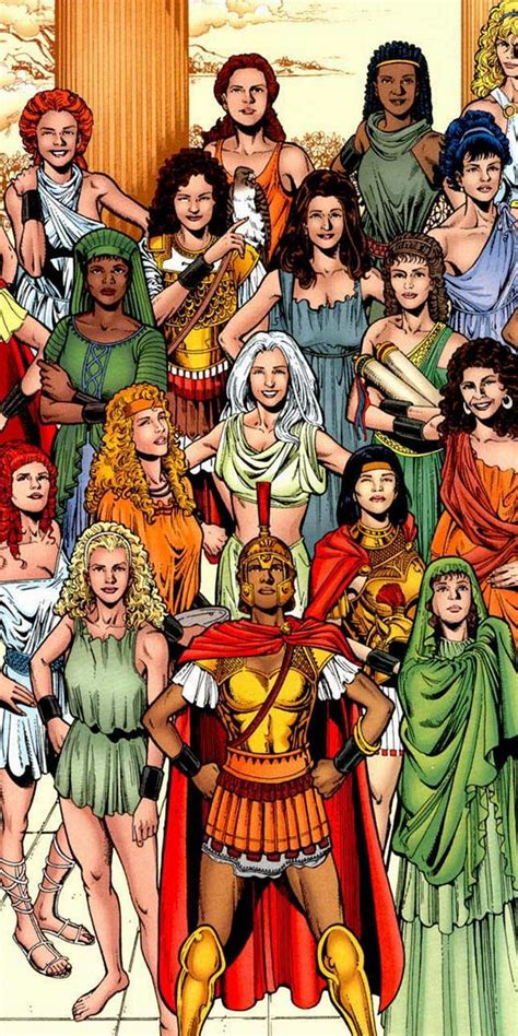 amazon dc amazons of themyscira dc database fandom powered by wikia