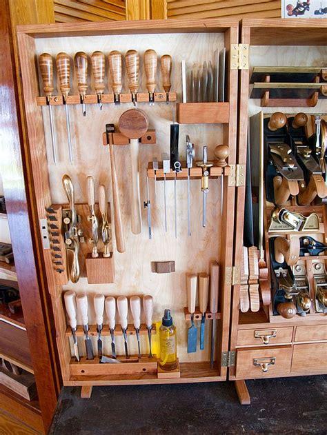 becksvoort lie nielsen tool cabinet workshop