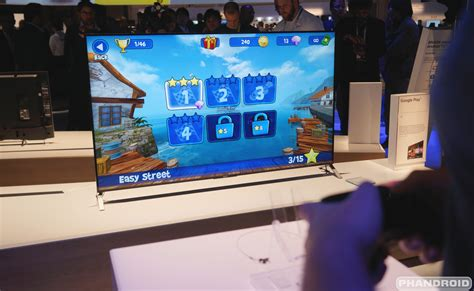 sony android tv ces 2015 on with sony s bravia 900 with android tv