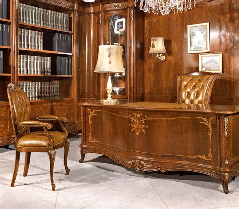 luxurious office furniture luxury office furniture in solid wood made in italy