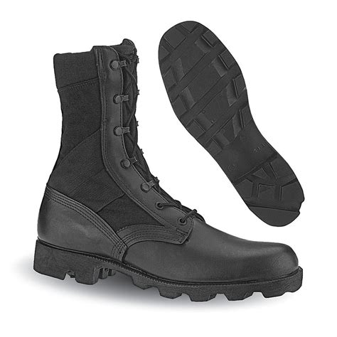 s jungle boots s altama 174 9 quot jungle mil spec boot black 26350