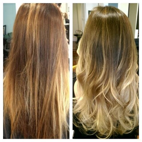 full foil highlights vs partial partial balayage vs full balayage partial balayage vs