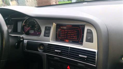 Audi Soundsystem by Audi A6 Dsp Soundsystem Youtube
