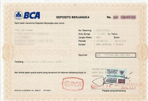 10 manfaat deposito bagi masyarakat manfaat co id
