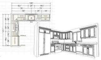 marvelous 11 X 8 Kitchen Designs #1: diagram.gif