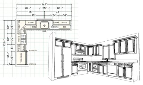best 23 pictures kitchen design layout 8 x 10 kitchen