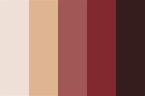 what colors earthy colors color palette