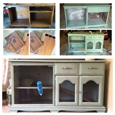 diy rabbit hutches woodworking projects plans