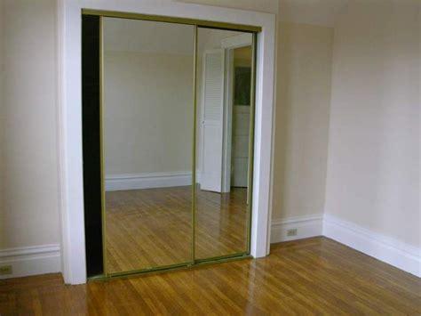 mirrored closet doors sliding sliding mirror closet door handballtunisie org