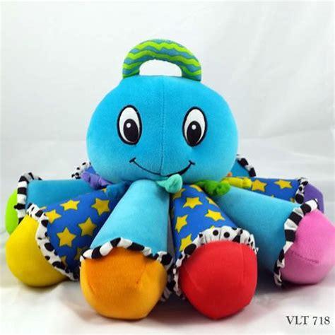 Lamaze Octotunes lamaze octotunes blue octopus musical learning activity