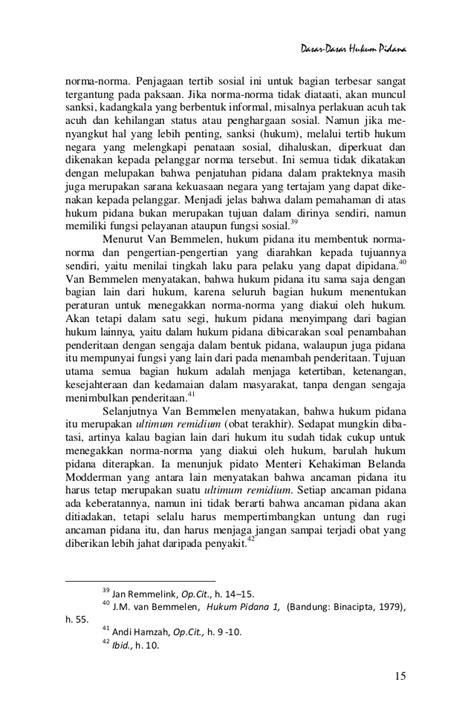 Hukum Pidana Positif Penghinaan Adami Chazawi dasar dasar hukum pidana bab 1