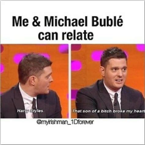 Michael Buble Meme - liam payne funny quotes memes