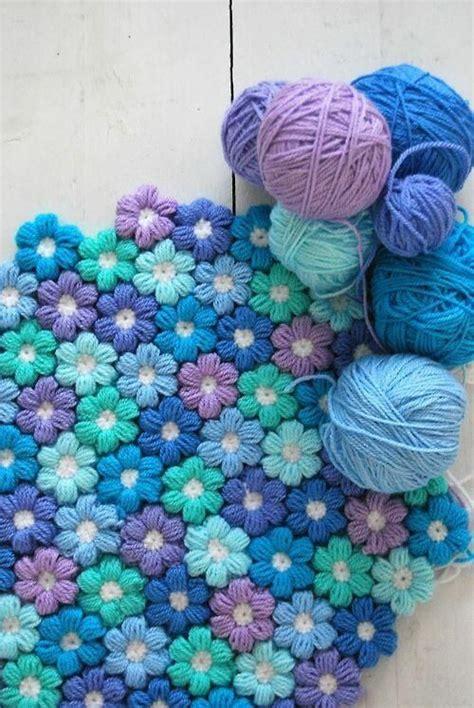 free crochet pattern websites free pattern cute 6 petal puff stitch crochet flower