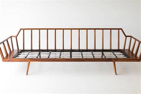 couch rail mel smilow rail back sofa for smilow thielle at 1stdibs