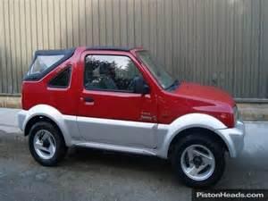 Suzuki Jimny Soft Top Used Suzuki Jimny Cars For Sale With Pistonheads