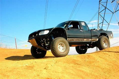 baja truck street legal probuilt long travel toyota mdr class 1450 race truck