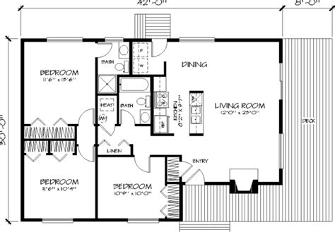 rectangle house floor plans rectangular house floor plans home planning ideas 2018