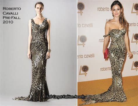 Catwalk To Carpet Bilson In Abaete by Roberto Cavalli S 40th Anniversary Bilson