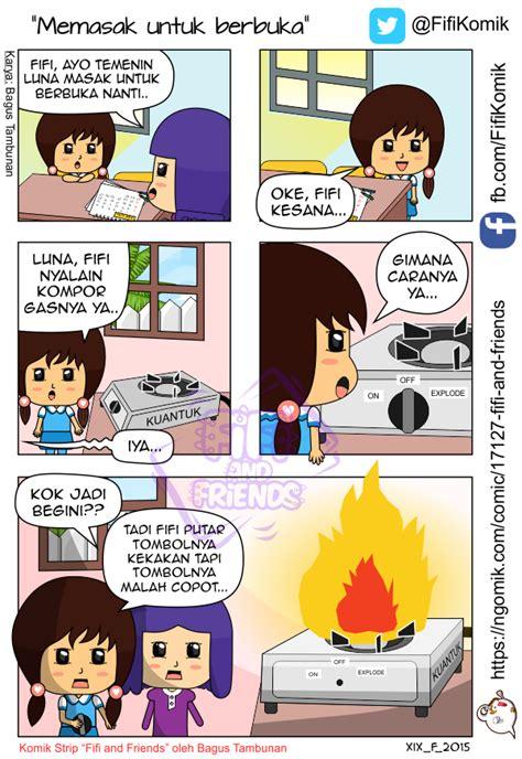 Komik A Friend komik indonesia