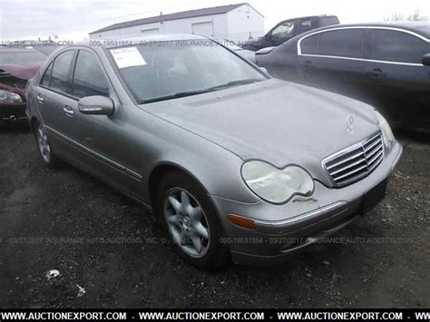 Mercedes C240 For Sale by Used Mercedes C240 For Sale In