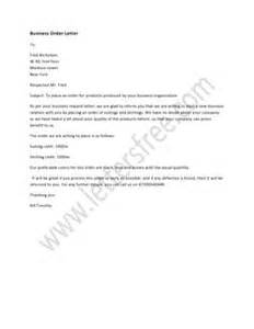 Business Letters For Placing Orders 1000 Images About Order Letter Sample On Pinterest