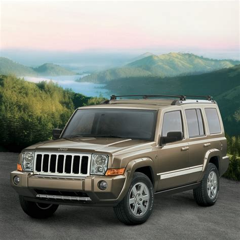 Jeep Comander 2006 by 2006 Jeep Commander Pictures Photos Gallery The Car