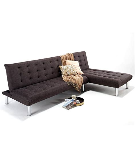 L Shaped Sofa Bed by Kyra L Shaped Sofa Bed Price At Flipkart Snapdeal Ebay