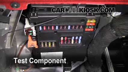 interior fuse box location 2008 2015 smart fortwo 2009