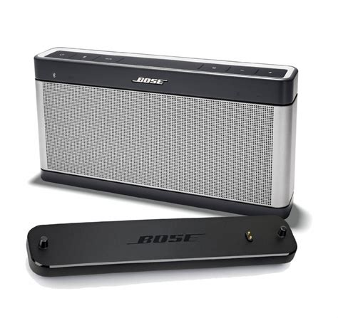 Speaker Bose Portable bose 174 soundlink iii portable bluetooth speaker and charger bundle review loudest portable speakers