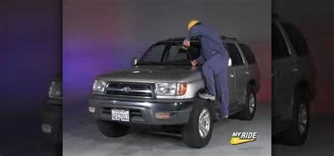 slim jim unlock how to unlock a ford ranger with a slim jim