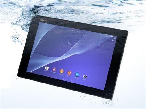 Hp Sony Xperia Waterproof waterproof tablette sony xperia z2 ilovetablette