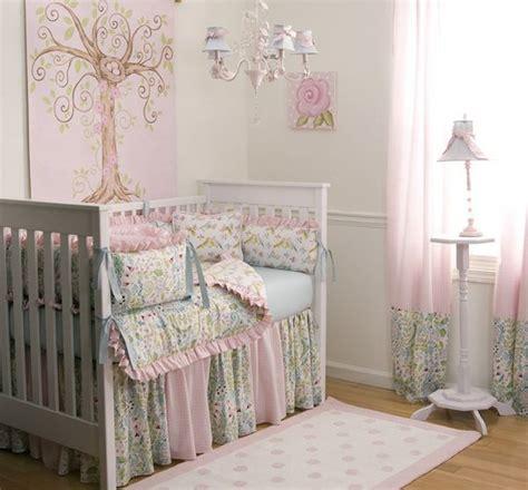 shabby chic nursery design ideas