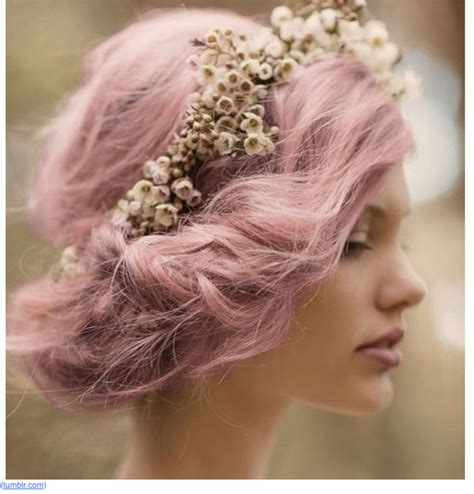Calming Colours by The Psychology Of Why We Love Pastel Pink Hair Stylenoted