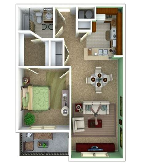 720 sq ft house plans another possible footprint plan for the old house reno 720 sq ft apartment floor plan