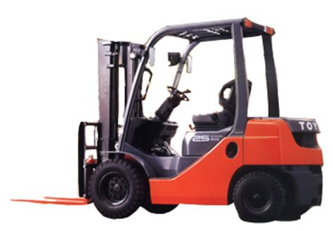 Toyota Lift Trucks Forklift Truck