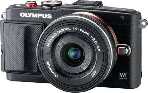 Kamera Mirrorless Olympus Epl 6 olympus pen e pl6