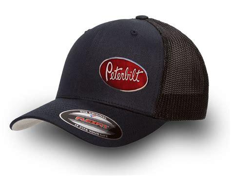 Trucker Z peterbilt flexfit mesh trucker cap black peterbilt trucker cap flexfit black ebay