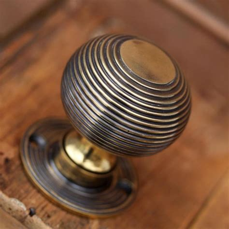 Low Profile Door Knob The Homy Design Low Profile Interior Door Knob