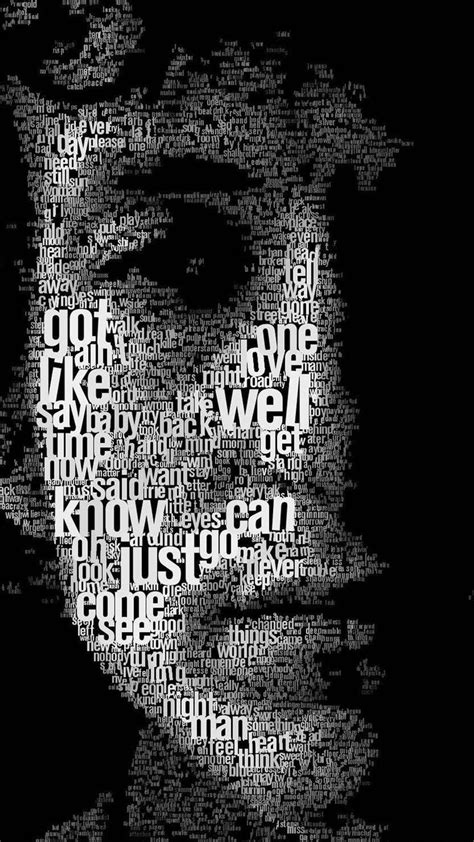 17 Best images about Faces Made of Words on Pinterest