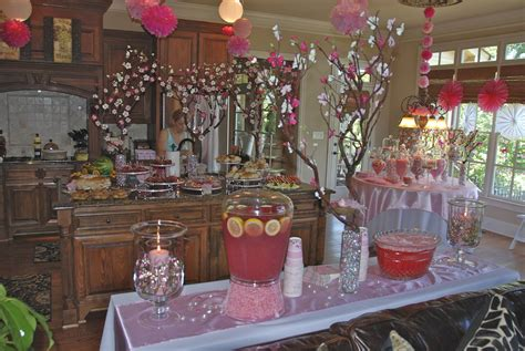 Cherry Blossom Baby Shower by Cherry Blossom Themed Baby Shower Bridal Shower Ideas