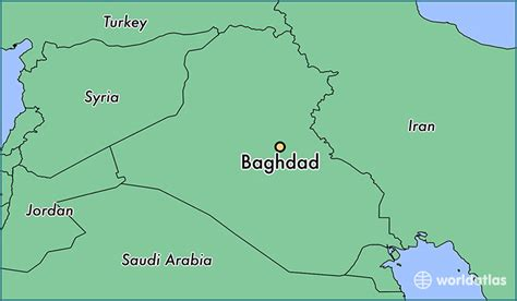 baghdad world map where is baghdad iraq baghdad mayorality of baghdad