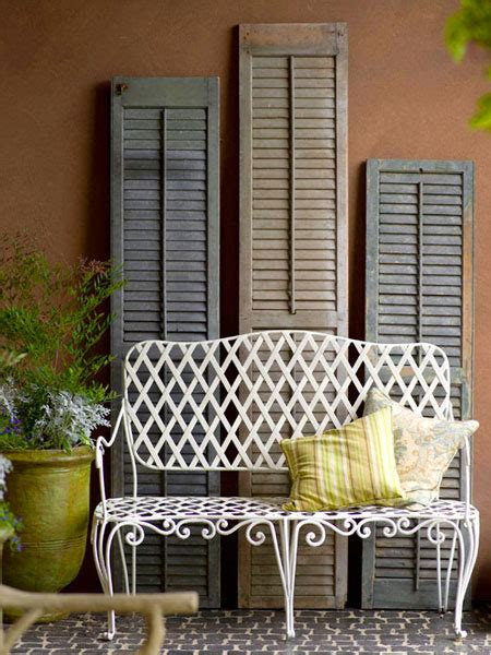 shutter diy projects home diy projects using shutters creative decorating
