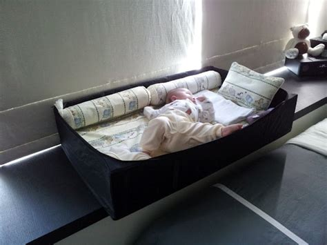 portable baby bed diy ikea portable baby bed crafts pinterest