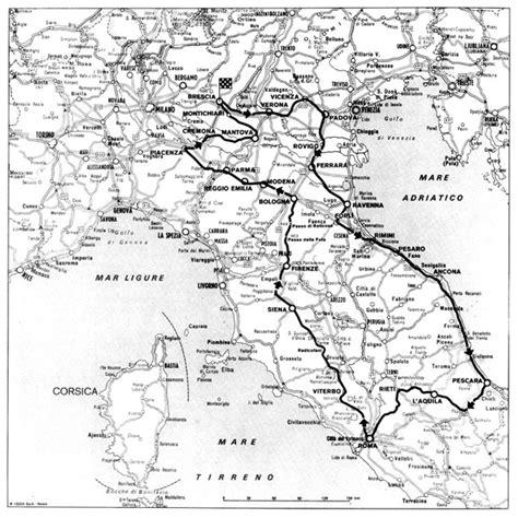 Tracker Original Piero Indonesia mille miglia 1957