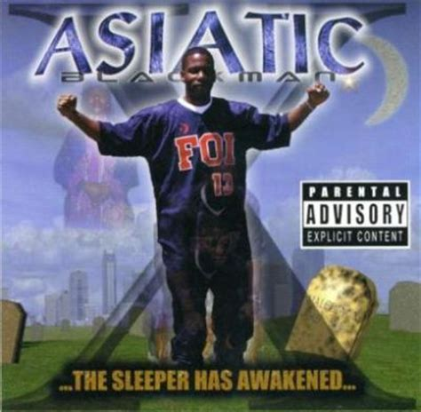 The Sleeper Has Awaken by Asiatic Blackman The Sleeper Has Awakened Bama Rap