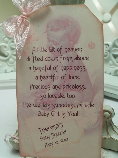 shabby chic baby shower supplies vintage baby shower supplies pink baby shower